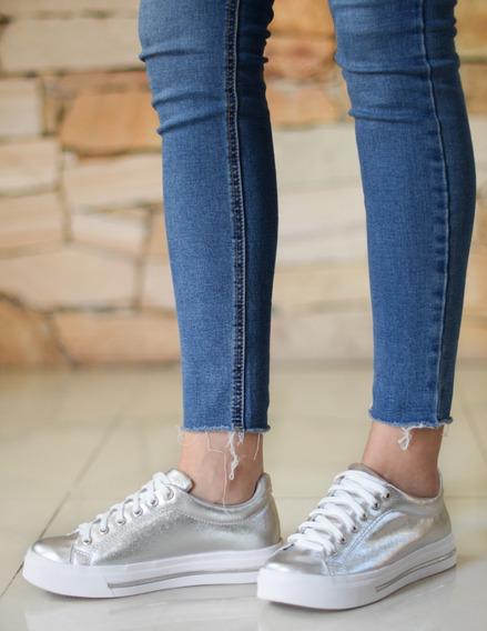 Zapatillas De Mujer Sneakers Cómodas Livianas
