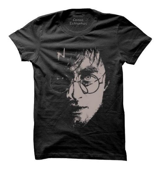 Camiseta,camisa Harry Potter Filmes Infantil E Adulto