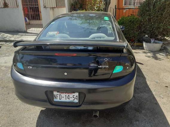 Chrysler Neón M°2000 Con 4 Puertas Todo Pagado