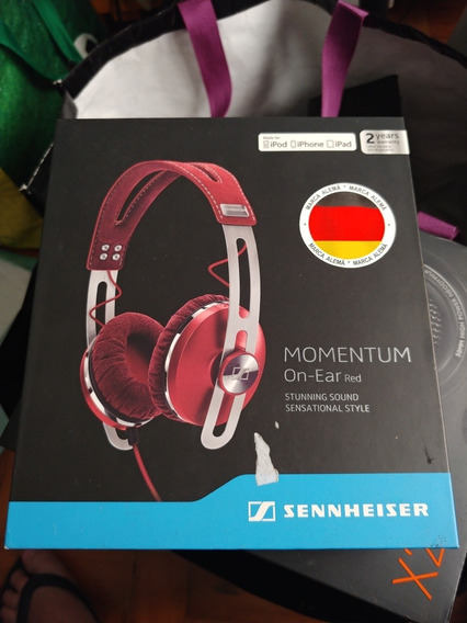 Fone De Ouvido Sennheiser Momentum On Ear