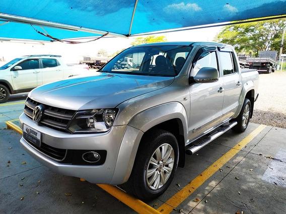 Camionete Volkswagen Amarok Highline 4x4 2013 Sb Veiculos