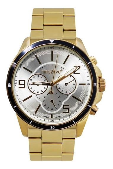 Reloj Hombre Nine2five As19ac14glbl Watch It!
