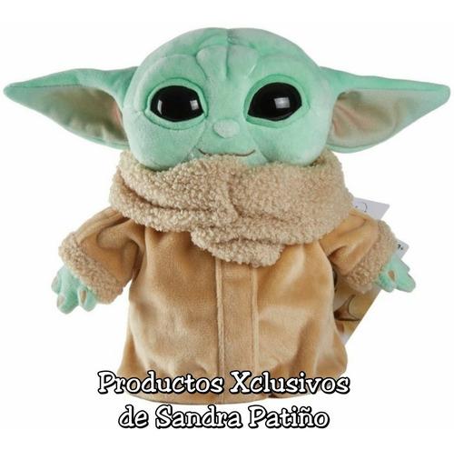 Baby Yoda - Peluche 23 Cms. Mandalorian Grogu Origina Mattel