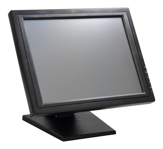 Monitor K-mex Lp1503 Touch Led 15 Capacitiva - Pron Entrega