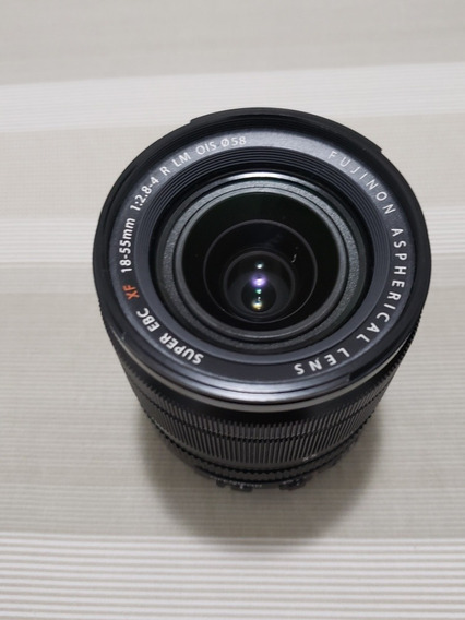 Lente Fujifilm Fujinon Xf18-55mm F2.8-4 R Lm Ois