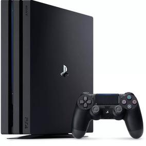 Ps4 Playstation 4 Pro 1 Tera Hdr 4k