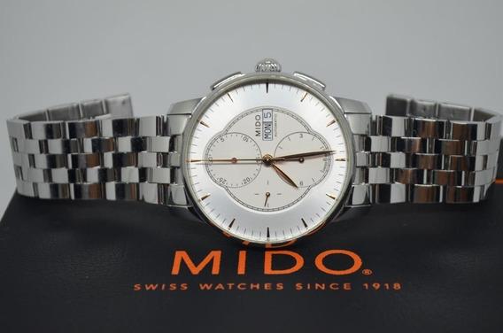 Mido Baroncelli Chronograph Automatic M8607.4.17.4