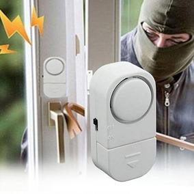 Alarme Sensores Magnéticos, Portas E Janelas, Residência