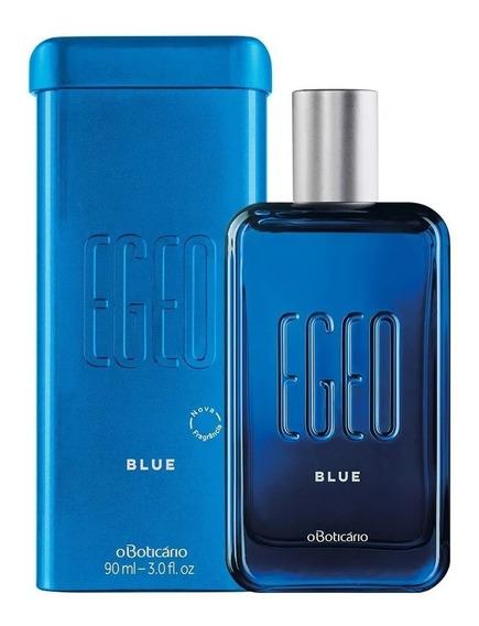 Egeo Desodorante Colônia Blue 90ml - O Boticario