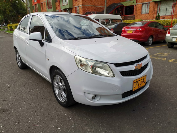 Se Vende O Se Permuta Chevrolet Sail Ltz Modelo 2015