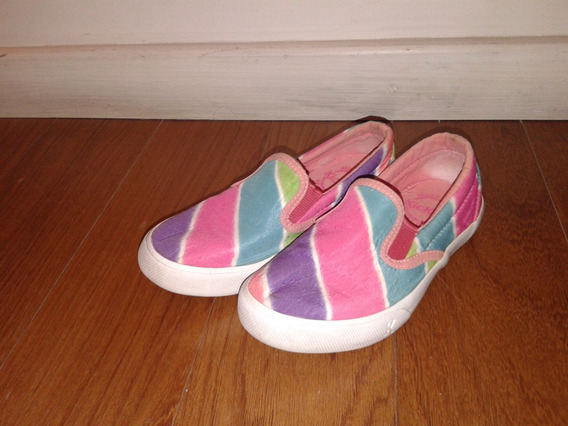 Panchas Multicolor Kickers, Talle 27