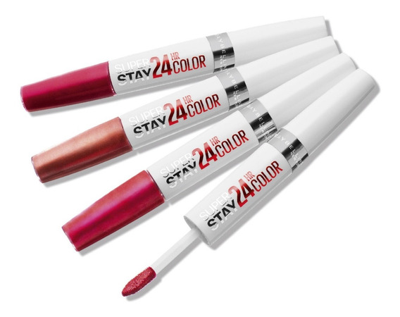 Batom Maybelline Super Stay 24 Color Original