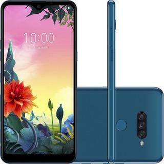 Smartphone LG K50s 32gb Dual Tela 6.5 E Cam. 13mp+5mp+2mp