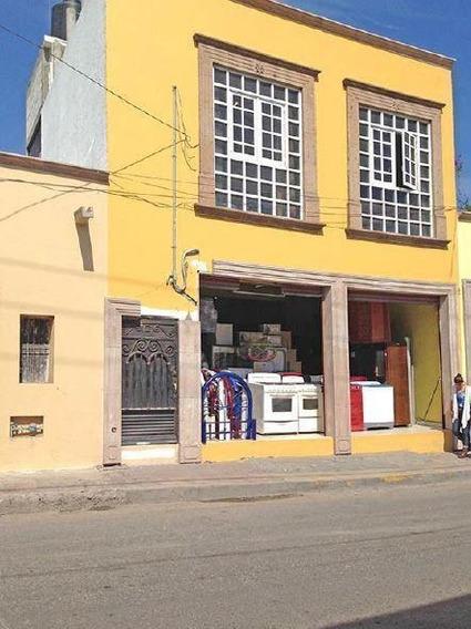 Centro, Casa Con Locales, Venta, Tecozautla, Hidalgo.
