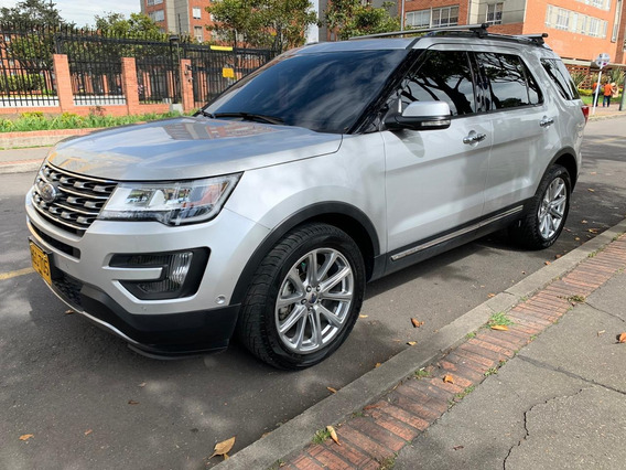 Vendo Ford Explorer Limited 2016