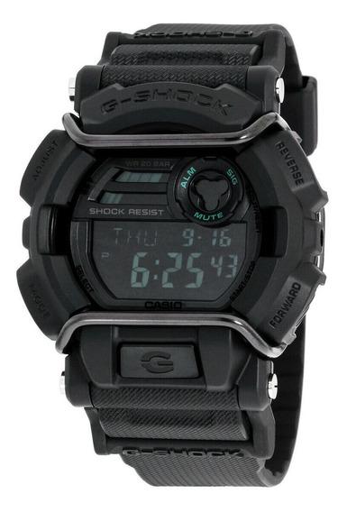 Relógio Masculino Casio Gd-400mb-1 Correia De Plástico