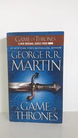 Livro A Game Of Thrones Inglês