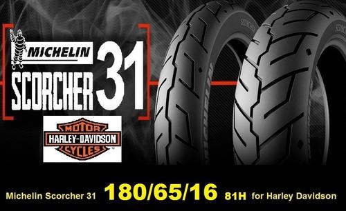 Michelin Scorcher 31 Harleydavidson 180 65 16 81h Envío Free