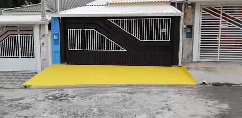 Casa 2 Dormitórios Para Venda Em Sorocaba, Jardim Residencial Villa Amato, 2 Dormitórios, 1 Suíte, 2 Banheiros, 2 Vagas - 674_1-1431870