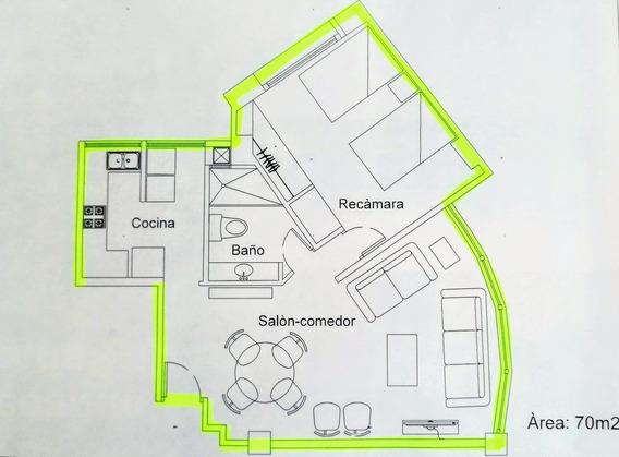 Alquilo Apartamento Amueblado Con Todo Incluido Por B/.999