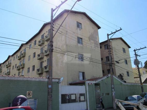 Apartamento Residencial Para Venda E Locação, Parque Renato Maia, Guarulhos. - Ap0654