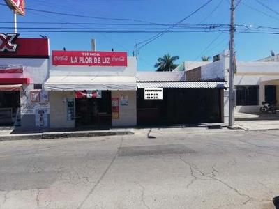 Se Vende Amplia Casa En Colonia Centro De Mérida, Yucatán