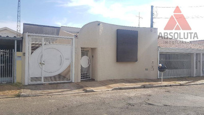Casa Residencial À Venda, São Vito, Americana - Ca1246. - Ca1246