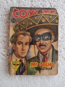 O Coyote Nº 34! Editora Monterrey 1959
