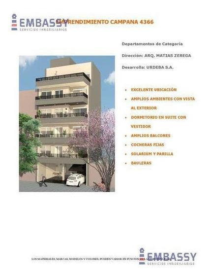 Departamento En Campana - Villa Devoto