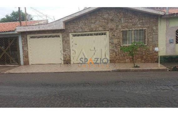 Casa Residencial À Venda, Centro, Santa Gertrudes. - Ca0077