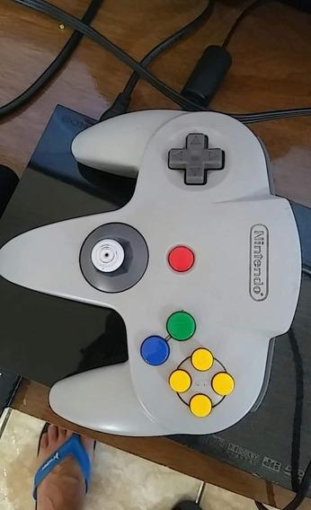 Controle N64 E Snes