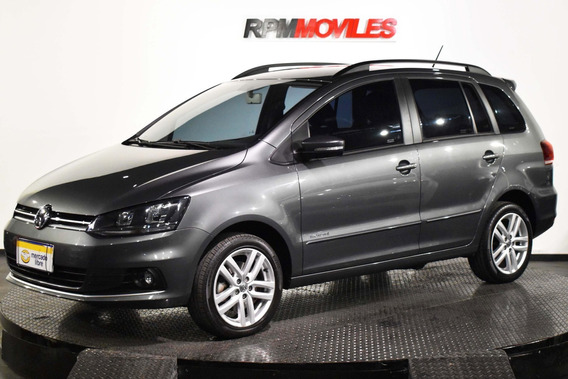 Volkswagen Suran 1.6n Highline Ln At 2017 Rpm Moviles