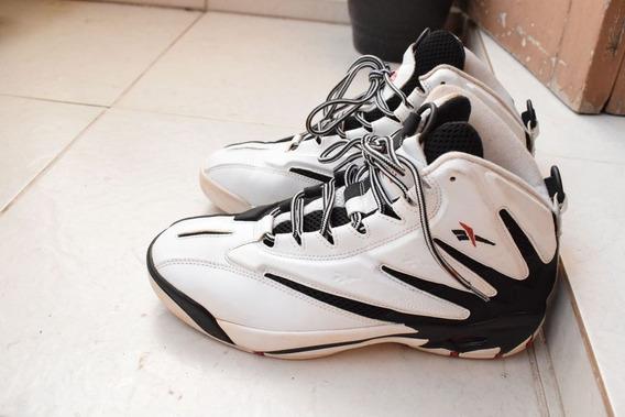Tênis Reebok Sneaker Cano Alto The Blast Scarface Pump