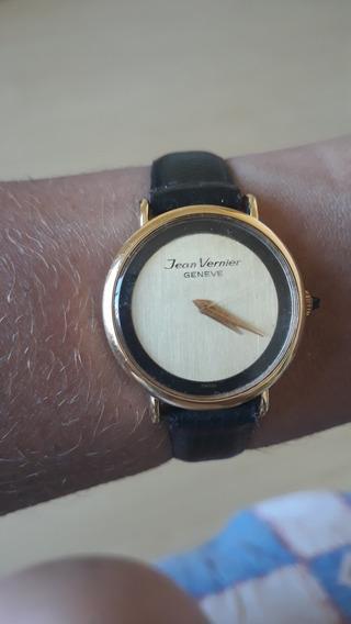 18k Jean Vernier Geneve
