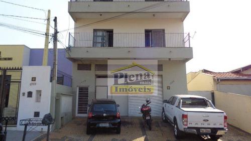 Kitnet Para Locação Com 1 Dormitório E 70 M² - Centro - Sumaré/sp - Kn0042