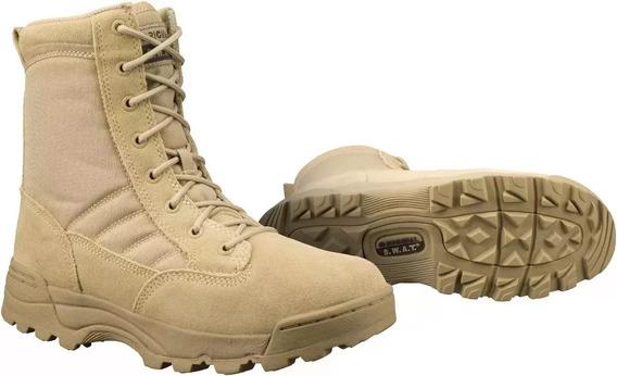 Zapatillas Botas Outdoor Swat Militar Táctica Caza / 3c