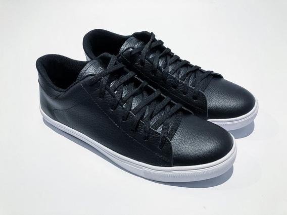 Zapatillas De Vestir Cuero Negro Talles Del 40 Al 43