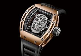 Richard Mille Rm052 Turbillon Skull
