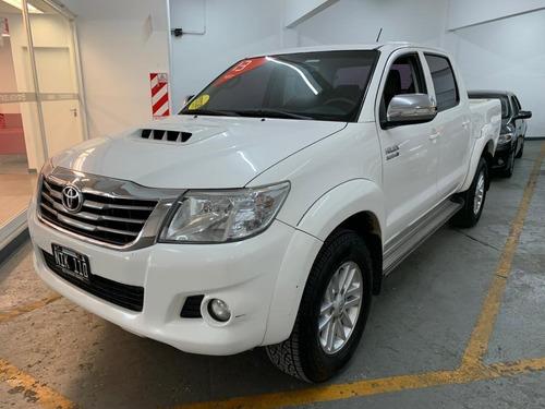 Toyota Hilux Srv 4x2 Mt Excelente Estado, 4 Cubiertas Nuevas