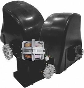 Automatizador De Portão Omega Motor 220v Cremalheira 2 Contr