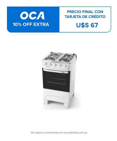 Cocina Tem Supergas 4 Hornallas Nuevo Modelo Copacabana
