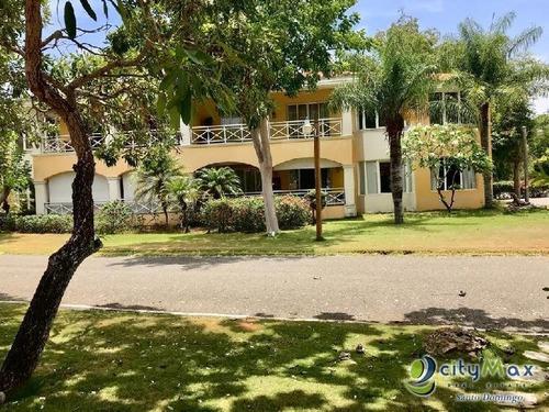 Apartamento Amueblado En Guavaberry Paa-017-07-20