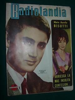 Radiolandia 1987 Beban Bisutti Lousek Los Beatniks Beatles