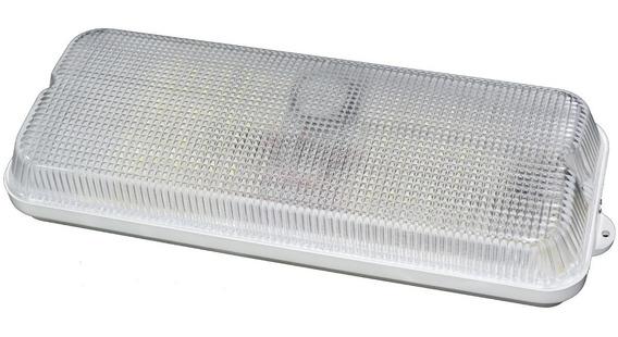 Luz 1500 Lumens À Bateria De 12v Ou 24v Automático