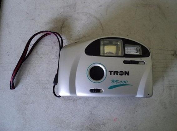 Maquina Fotografia Tron Bv-100 Antiga