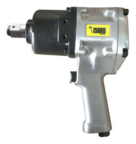 Imagen 1 de 6 de Llave Pistola De Impacto 3/4 - 1800 Nm - Industrial - Isard