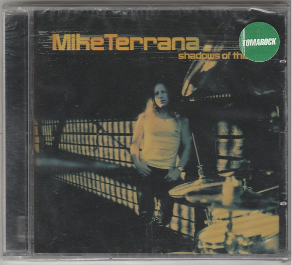 Mike Terrana - Shadows Of The Past - Novo!