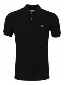 Camisa Polo Lacoste Original Lisa Classica Promoção