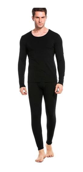 Conjunto Calça Blusa Térmica Roupafrio Segunda Pele Masculin