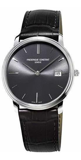 Reloj Frederique Constant Fc-220ng4s6 Para Caballero Correa De Piel